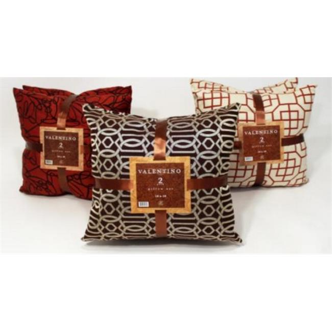 YDB 6 Piece Throw Pillows Pack of 2
