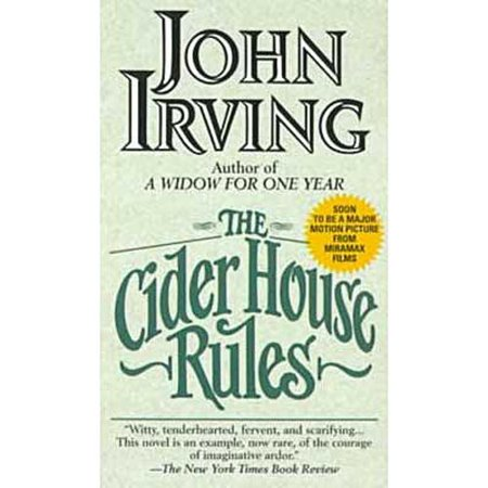 the cider house rules pdf