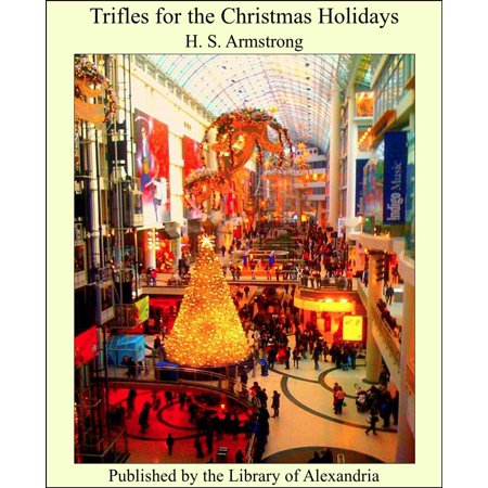 Trifles for the Christmas Holidays - eBook