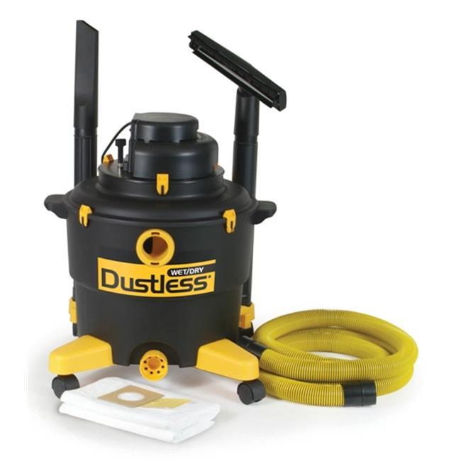 Dustless Technologies 16 Gallon Dustless Wet / Dry Vacuum
