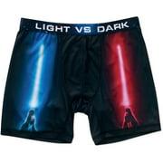 Star Wars Light VS. Dark Men's Boxer Brief