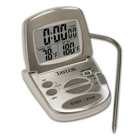 Taylor Digital Programmable Thermometer Walmart Com
