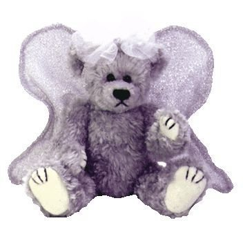 Musical Angel Bears (- Sterling the Silver Angel Bear By Ty Attic Treasures)