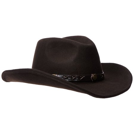 e9161fc1c49 Twister Men s Crushable Dakota Hat - Walmart.com