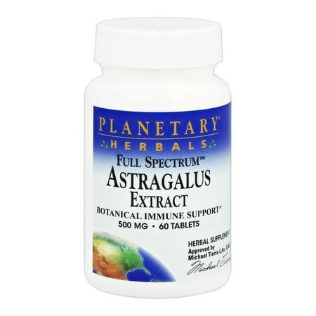 Planetary Formulas Planetary Formulas Full Spectrum Astragalus Extract, 60 ea