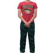 Christmas Vacation Mens Griswold Sleep Set Fleece Lounge Pants T-Shirt Pajamas
