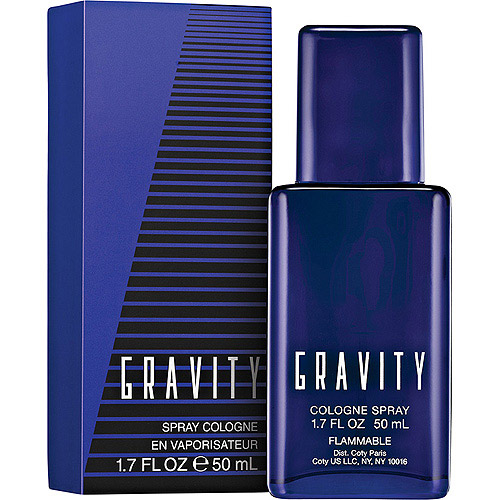 Gravity Cologne Spray, 1.7 fl oz