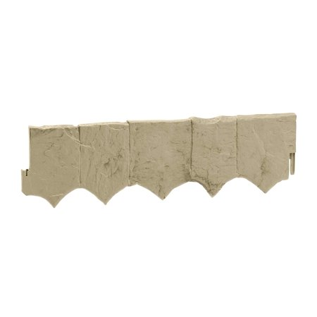 Flagstone Border Edging - Natural Flagstone Appearance for Garden, Lawn, and Landscape Edging - Waterproof Border for Containing Trees, Flower Beds and Walkways Suncast](The Halloween Tree Ending)