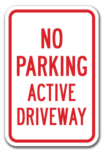 "No Littering Sign 12/"" x 18/"" Heavy Gauge Aluminum Signs"