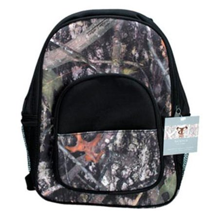 Unisex Adult Pickles True Timber Backpack in Neutral or Pink Camouflage