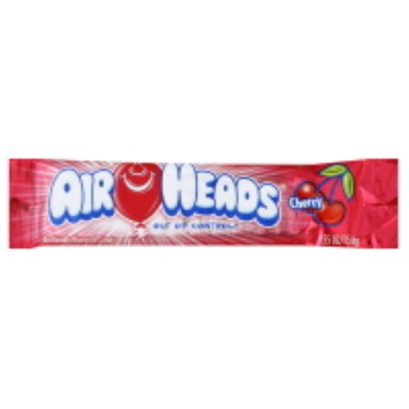 Airheads, Cherry Chewy Candy Bars, 36 Ct