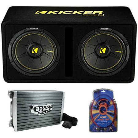 - Kicker 44DCWC122 12