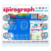 The Original Spirograph Activity Set, Holiday Gift for Kids, 100+ Pieces