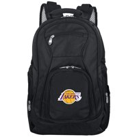 "Los Angeles Lakers 19"" Laptop Travel Backpack - Black - No Size"