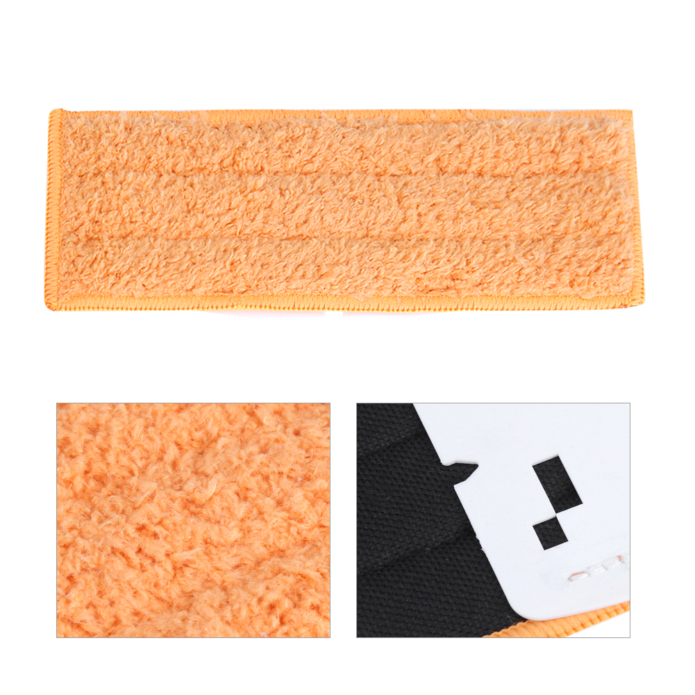 Replacement Washable Wet Dry Mopping Pads for iRobot Braava Jet 240 Cleaner HFCA