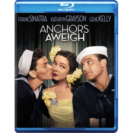 Anchors Aweigh (Blu-ray) (Ray Anchors)