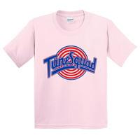 New Way 487 - Youth T-Shirt Tune Squad Space Jam Basketball Team Medium White