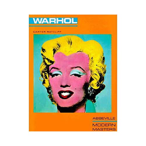 an analysis of andy warhol a book by carter ratcliff Further reading carter ratcliff, andy warhol, new york 1983, reproduced p167 kenneth goldsmith,  so much so that, when he could afford it, warhol acquired a number of his photographs, paintings and early books this portrait-diptych of man ray is based on a polaroid photograph he took of him, cigar in mouth, in 1973 as with the portraits.