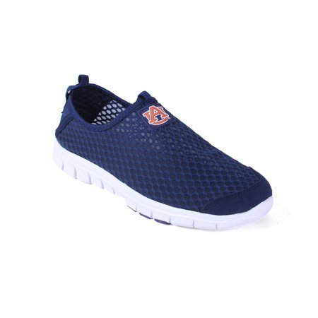 e43026acf Comfy Feet - Happy Feet Mens and Womens Auburn Tigers NCAA Mesh Shoe -  Walmart.com