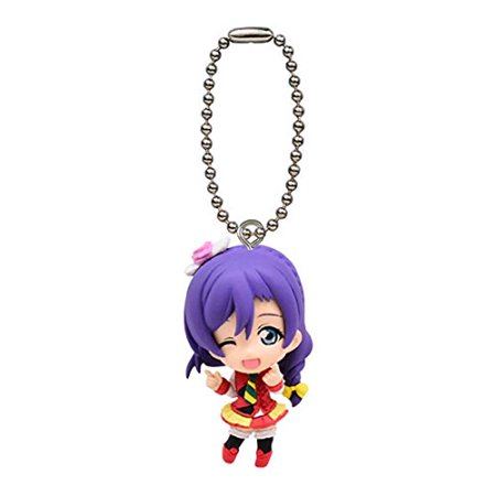 Gashapon Love Live! School Idol the Movie Mini Mascot / Swing 07 - Toujou Nozomi (Love Live Nozomi Halloween)