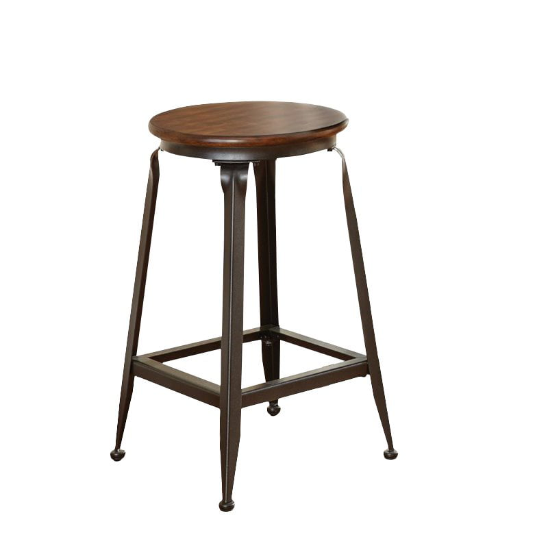 "Steve Silver Adele 24"" Counter Stool in Birch (set of 2) by Steve Silver Company"