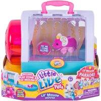 Little Live Pets S4 Lil' Mouse House, Princess Whiskers