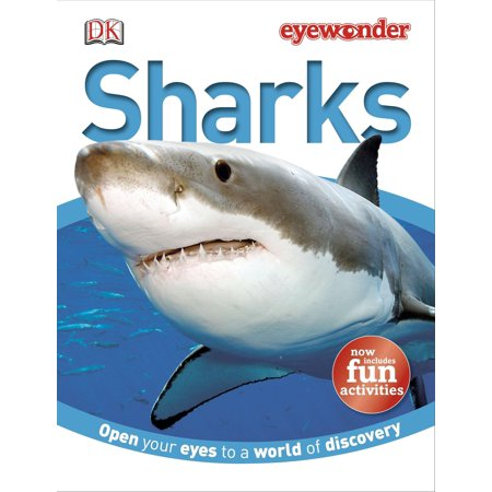 Eye Wonder: Sharks : Open Your Eyes to a World of - Bag Of Sharks