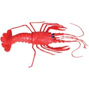"15.5"" Large Replica Rubber Lobster Animal Beach Tropical Luau Decoration"