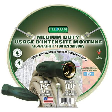 Flexon 100 39 Medium Duty Garden Hose