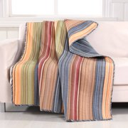 "Global Trends 60"" x 50"" Katy Throw"