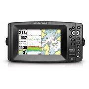 "Humminbird 859ci HD XD GPS/Sonar Combo, 7"", 480 x 800 Color, Dual Beam Temp/GPS Speed"