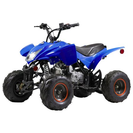 T4B T1 REBEL ATV 110cc KIDS Dirt Quad Recreational Outdoors, Off-Road, All Terrain, 4 stroke, single-cylinder, air-cooled - Green - image 5 de 5