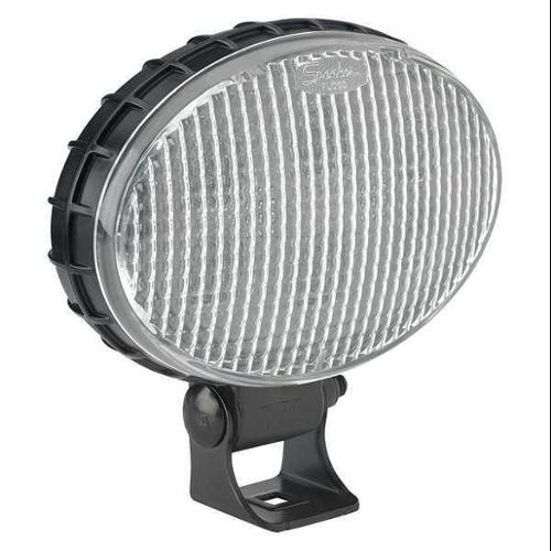 JW SPEAKER 770 XD Safety SpotLight, LED, Red, 12 to 110VAC/DC
