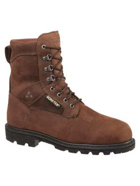 ROCKY Work Boots,10,M,Brown,Steel,Mens,PR 6223 10 MED