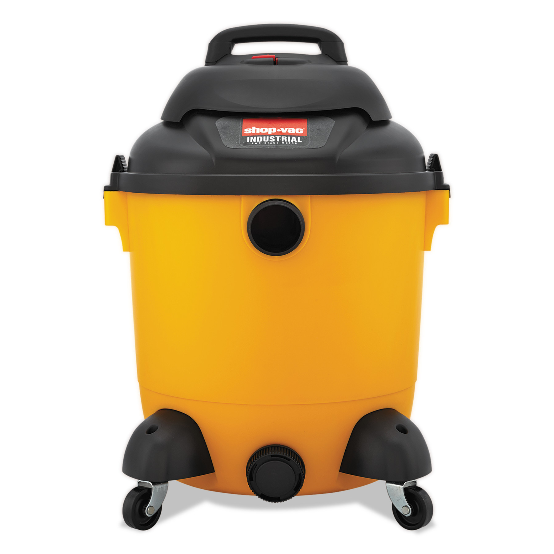 Shop-Vac Right Stuff Wet/Dry Vacuum, 9.5 Amps, 32lbs, Yellow/Black