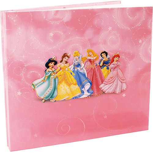 "Princess Jewel Postbound Album, 12"" x 12"""
