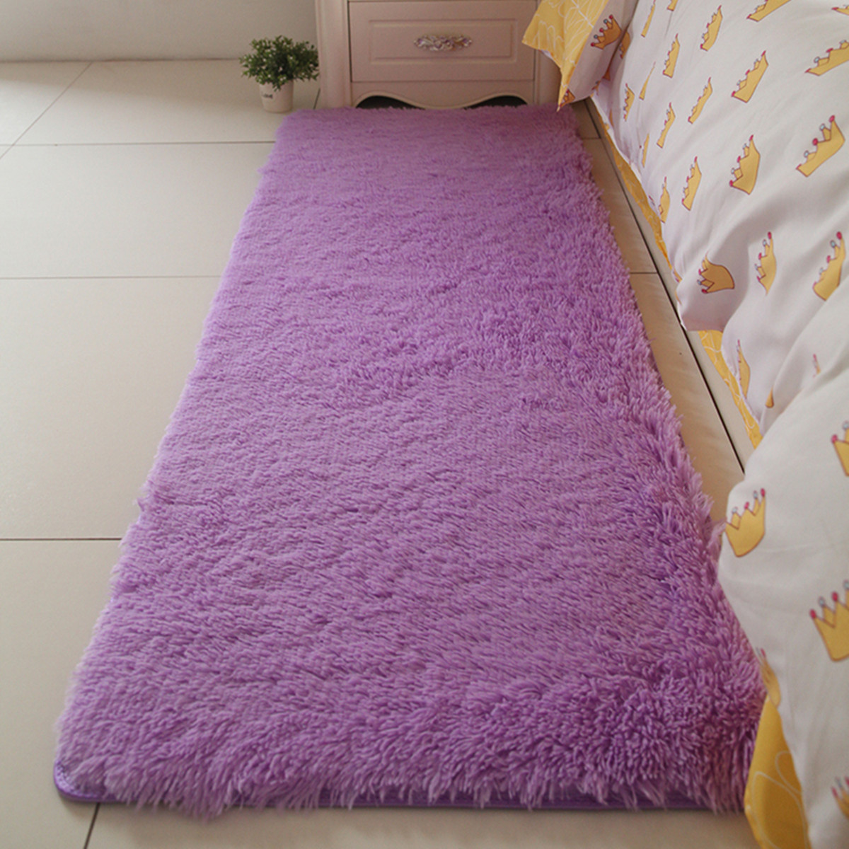 Awesome Super Soft Indoor Modern Shag Area Smooth Rugs Fluffy Rugs Anti Skid Shaggy  Area Rug