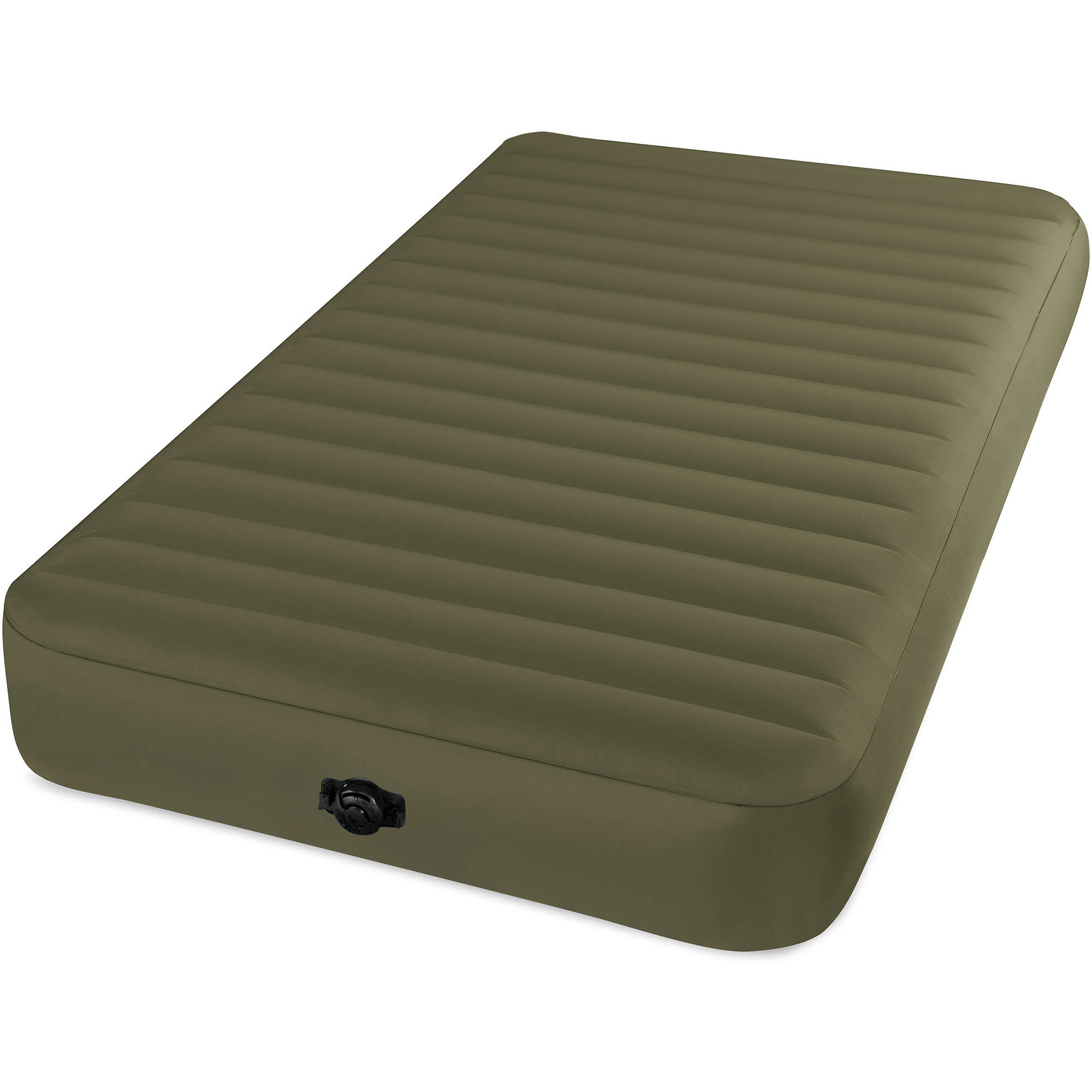 "Intex Twin 8"" Super Tough Inflatable Airbed Mattress"
