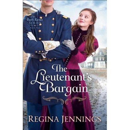 Fort Reno: The Lieutenant's Bargain (Paperback) - Diy Fort