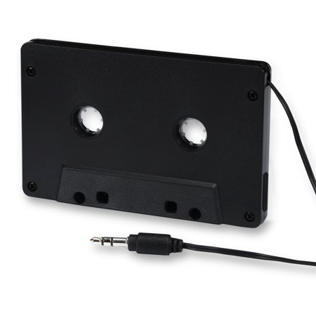 - Onn Cassette Adapter - Turn Any Tapedeck Stereo System Into a Digital Media Player