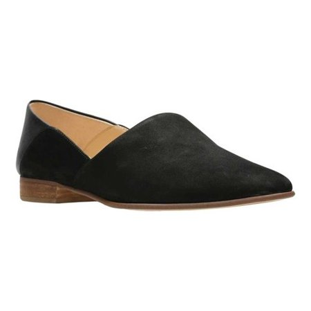- Clarks Pure Tone Women's Closed Toe Leather Slip On 32485