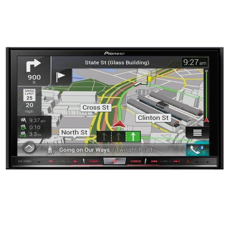 Factory Refurbished Pioneer AVIC-7200NEX In Dash Double Din 7