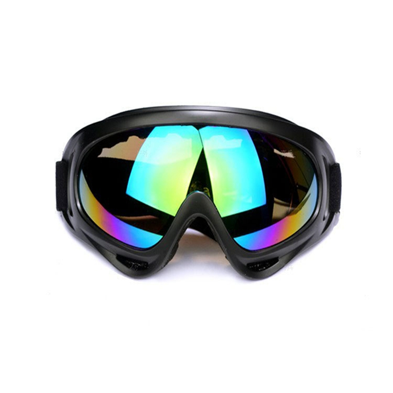 Unisex Adult Ski Goggles UV Protection Windproof Unbreakable Goggles Tactical Military Snowmobile Bicycle Motorcycle... by