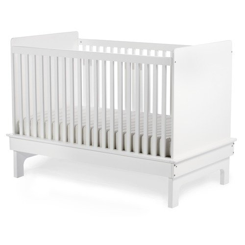 Argington Sahara Crib in White