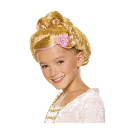 Child Blonde Sophisticated Princess Wig Rubies 51424, One Size](Sophisticated Halloween)