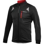 Craft Men PB Storm Jacket Black SM Black/Bright Red