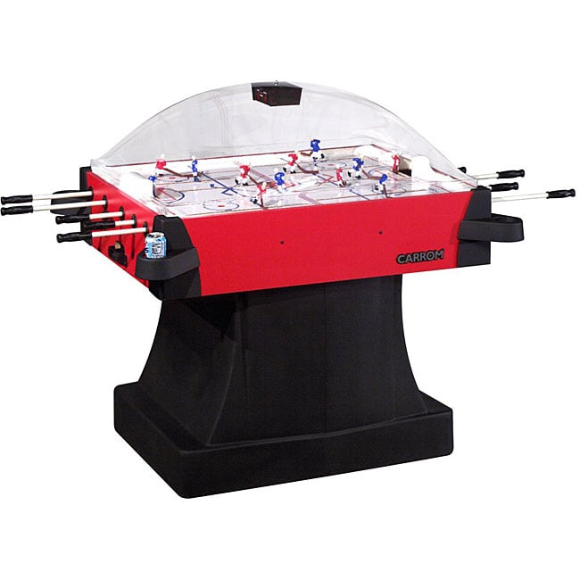 Signature Stick Hockey w pedestal Red by Overstock