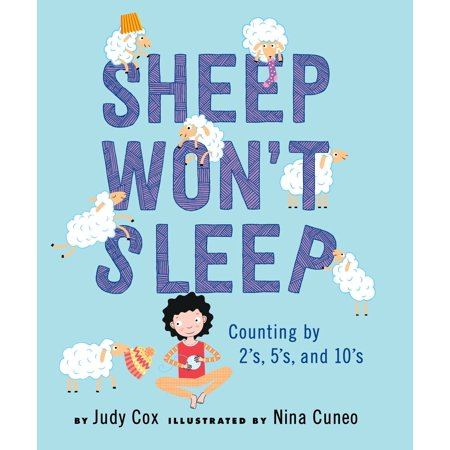 Sheep Won't Sleep : Counting by 2s, 5s, and 10s