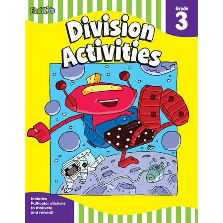 Division Activities: Grade 3 (Flash Skills)