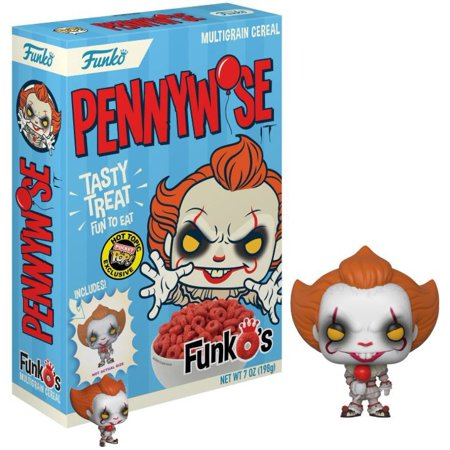 Funko Funko IT Pennywise Breakfast Cereal